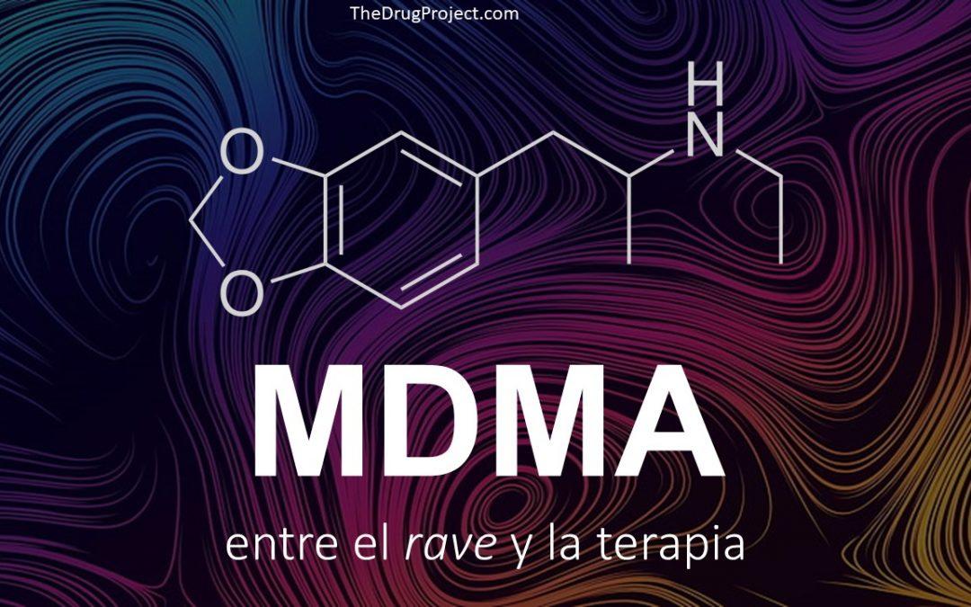 MDMA, entre el rave y la terapia