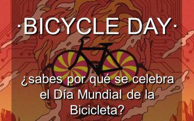 19 de abril: el Día de la Bicicleta