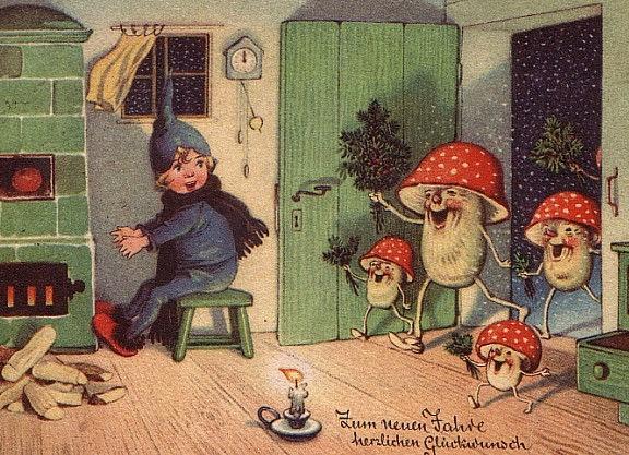 El origen chamánico de la Navidad